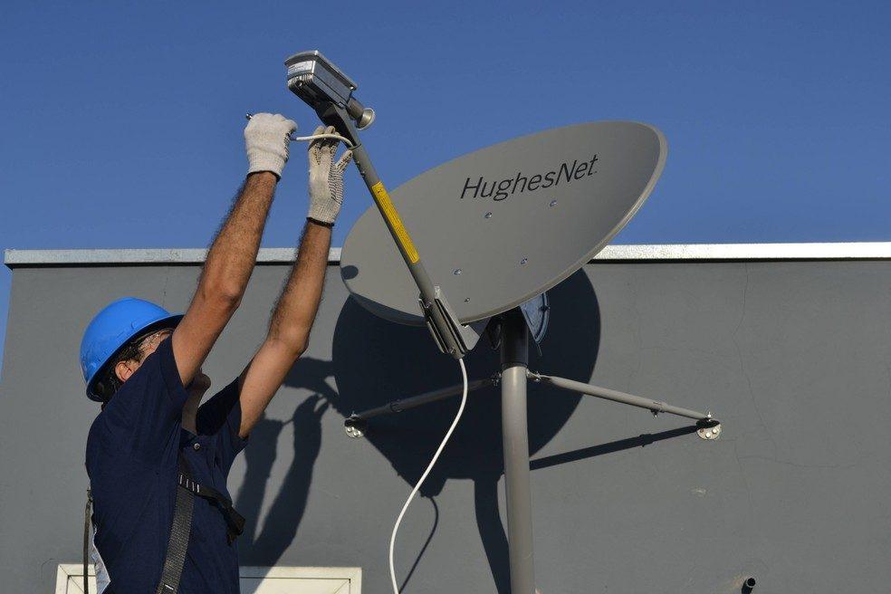 7 motivos para contratar a internet via satélite HughesNet
